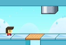 Игра Супермаленький бегун