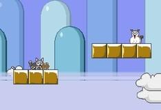 Игра Мистер прыгающий Хаски
