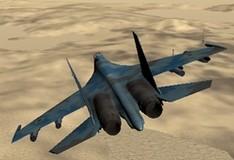 Игра Реактивный истребитель 3D