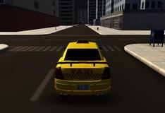 Игра Городской гонщик 3D