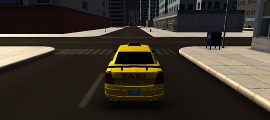 Городской гонщик 3D