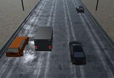 Игра Гонки по шоссе 3D