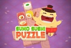 Игра Sumo Sushi Puzzle