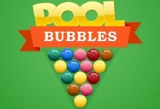 Игра Pool Bubble Shooter