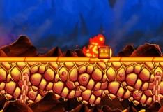 Игра Огонь и вода: Геометрический рывок