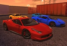 Игра Ado Cars Drifter