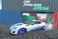 Игра Арена для автомобилей