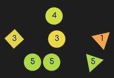 Игра Падающие шары онлайн