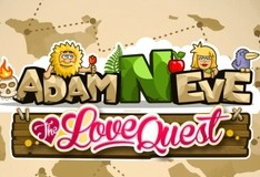 Игра Адам и Ева. Любовный квест.