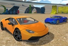 Игра Ado Stunt Car