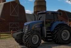 Игра Симулятор парковки трактора 3D