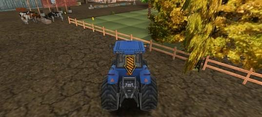 Симулятор парковки трактора 3D