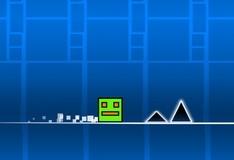 Игра Геометрический прыжок