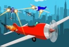 Игра Битва на аэропланах