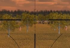 Игра Стрельба по зомби из снайперки