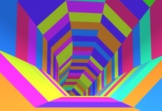 Игра Гонка по тоннелю