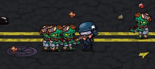 Спецназ против зомби