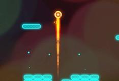 Игра Прыгающий неоновый супершарик