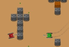 Игра Битва микро-танков