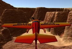 Игра Гонки на самолетах 3D