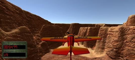 Гонки на самолетах 3D