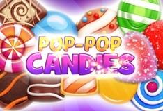 Игра Взрываем конфеты
