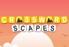 Игра Crossword Scapes