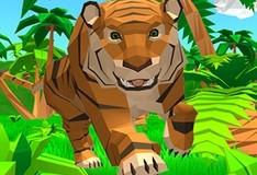 Игра Симулятор тигра 3D