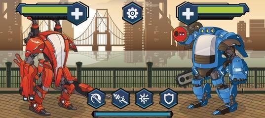 Битвы суперроботов 3