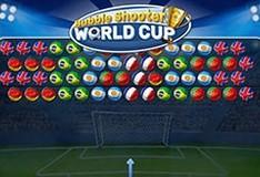 Игра Бабл-шутер: мировой кубок