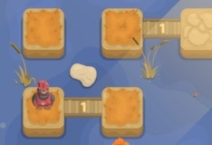 Игра Бобер-бомбардировщик