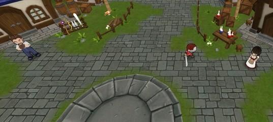 Delsaran World RPG