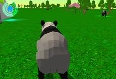 Игра Симулятор панды 3D