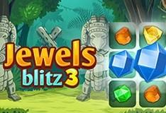 Игра Блиц драгоценных камней 3