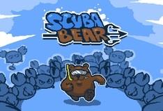 Игра Подводный медведь