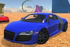 Игра Ado Stunt Car 2