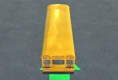 Игра Мастерская парковка автобуса