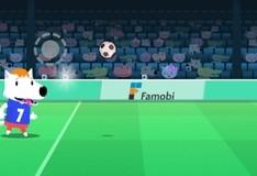 Игра Чемпионат по футболу 2018
