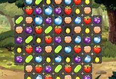 Игра Ищем похожие ягоды