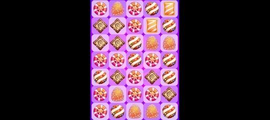Поиск одинаковых конфет 3