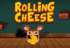 Игра Катящийся сыр