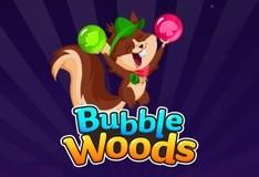 Игра Лесные пузырьки