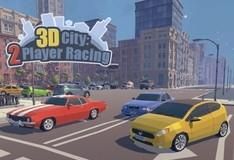 Игра Городские гонки для двоих 3D
