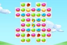 Игра Уничтожение конфет 3