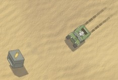 Игра Поездка по пустыне
