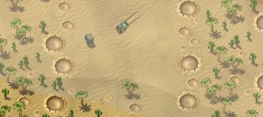 Поездка по пустыне