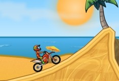 Игра Moto X3M: Motorcycle Racing Game