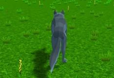 Игра Симулятор волка 3D