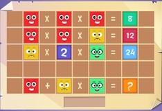 Игра Математический пазл