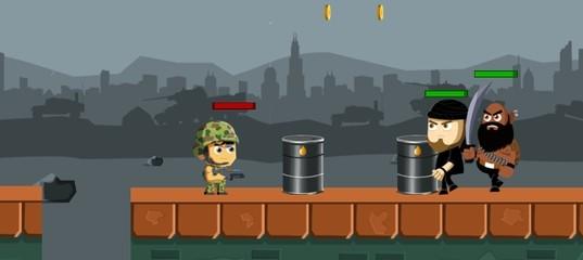 Битва солдат